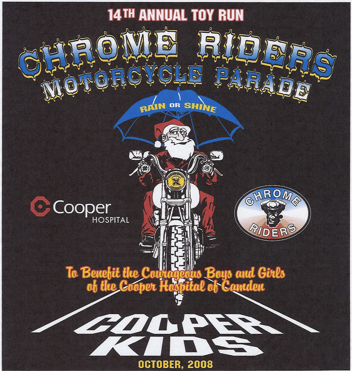toy run 2008   poster