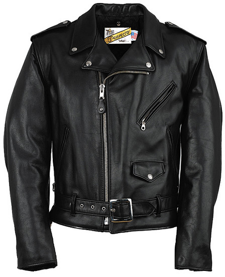A Look at Leather Jacket Legends Schott NYC - YouTube